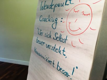 Workshop Wendepunkt Wirkung